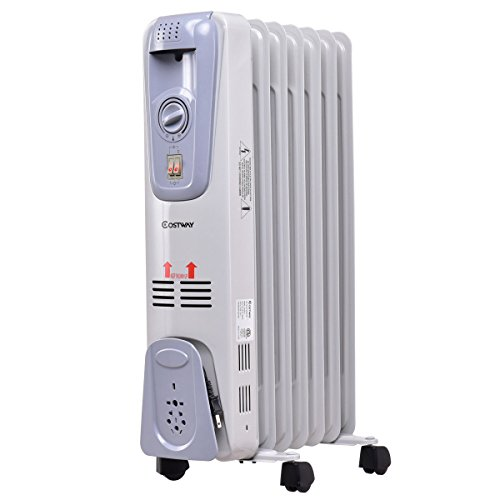 oil filled radiator heaters - 8