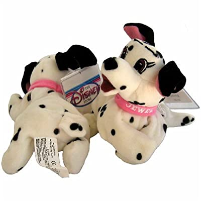 101 Dalmatians Jewel - Disney Mini Bean Bag Plush