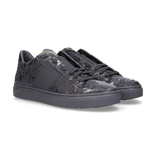 S650black Nero Sneakers Pelle Stokton Uomo FPqYHxwYCO