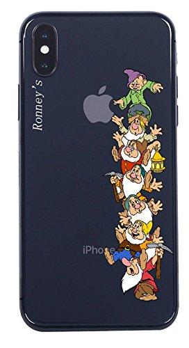 detailed look f6136 e5de4 Amazon.com: iPhone X Cases Disney Cartoon Character Minnie Mickey ...