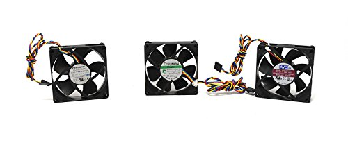 9DVNN Genuine OEM Rear Small Form Factor PC Computer Fan For Dell Optiplex 390 790 990 3010 7010 9010 4-Wire 5-Pin Power Connector Foxconn AVC Sunon Rev:A00 by Aquamoon Trading (Image #2)