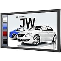 NEC Monitor V552-TM Digital Signage Monitor - 55 LCD - 1920 x 1080 - Edge LED - 1080p - HDMI - DVI - SerialEthernet - Black (Certified Refurbished)
