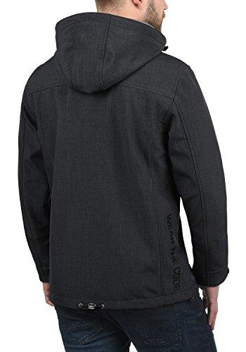 Black de Chaqueta INDICODE Ottawa alta calidad 999 6XHzwpqHc