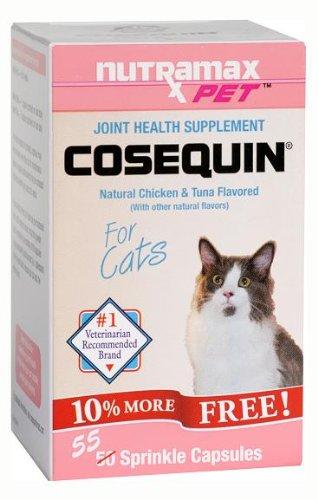 Cosequin – Pet – Cosequin For Cats – 55 capsules, My Pet Supplies