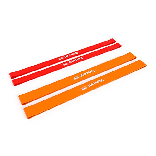 The x Bands Premium Weightlifting Resistance Bands DEAD BAND