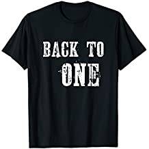 Actor Back to One Filmmaker T-Shirt