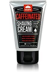 Pacific Shaving Company Caffeinated Shaving Cream, 1...