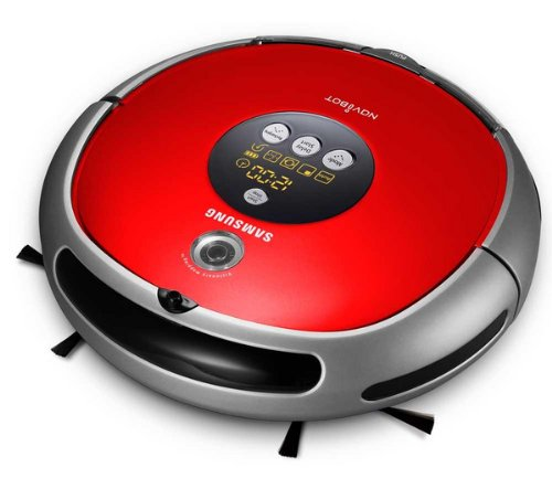 SAMSUNG Aspirador robot Navibot SR8825 (8825T3R): Amazon.es: Hogar