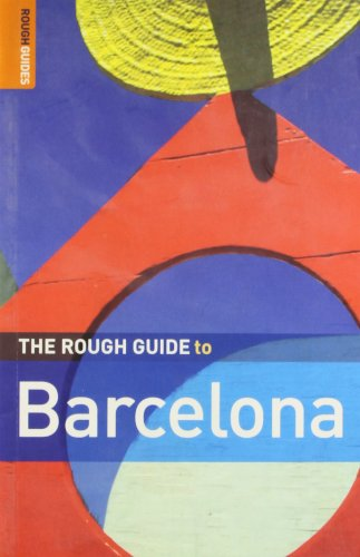 The Rough Guide to Barcelona 8 (Rough Guide Travel Guides)