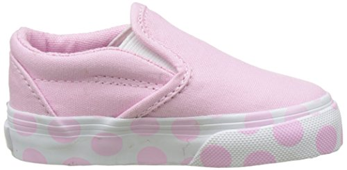 White Primi Passi Classic Pink TD On Lady True Bimba Rosa Vans Scarpe Slip Polka Dot p4g6YxwnX