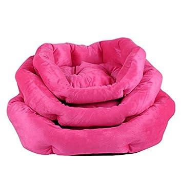 rowzy (TM) 3 pcs lavable caliente casa para perros Lovely suave casinha para cachorro mascota perro cama Cute Animal casa de perro de la perrera: Amazon.es: ...