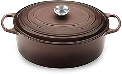 Le Creuset Signature Oval French Oven, Truffle - Truffle