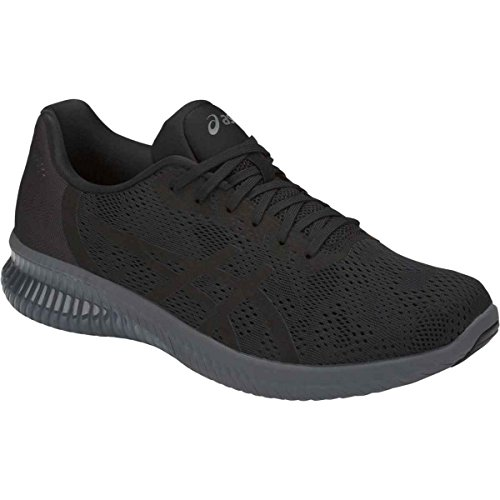 Asics Heren Gel-kenun Mx Sneaker Zwart / Zwart / Carbon
