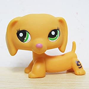Amazon Littlest Pet Shop Dog Dachshund