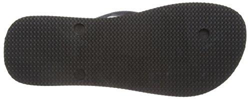 Goganics Bicolour - Sandalias Unisex Adulto Negro - negro