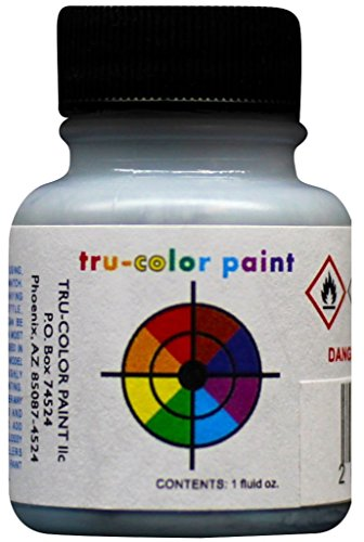 - Tru-color Paint Missouri Pacific Covered Hopper Gray 1oz Bottle Lacquer #TCP-274