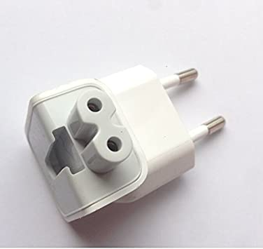 Adaptador Enchufe España Europa para Reemplazo Cargador Apple MacBook Pro Adapter iPod: Amazon.es: Electrónica