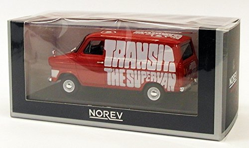 Norev 1/43 Scale Diecast Model Van 270521 - 1965 Ford Transit - Redの商品画像