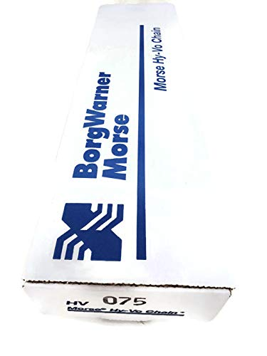 BorgWarner HV075 Chain AX4S RJ Type (2 Blue Links) 93-ON F3DZ-7G249A