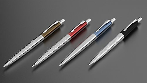 BRAND NEW PARKER JOTTER SPECIAL EDITION BALLPOINT PEN-BLUE INK-GIFT BOX