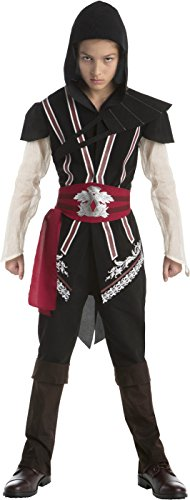 Assassin's Creed Ezio Auditore Classic Teen Costume, Size 14-16 -