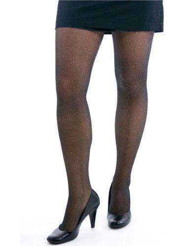 Berkshire Trend Metalica (Black Shimmer Tights)