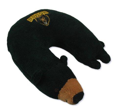 NCAA Baylor Bears Black Bear Critter Travel Neck - Pillow Baylor Bears
