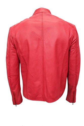 Smart Range Herren Jacke rot rot