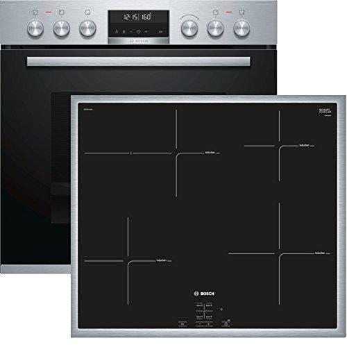 Bosch Home Horno (Acero Inoxidable, hnd675ls65: Amazon.es: Hogar