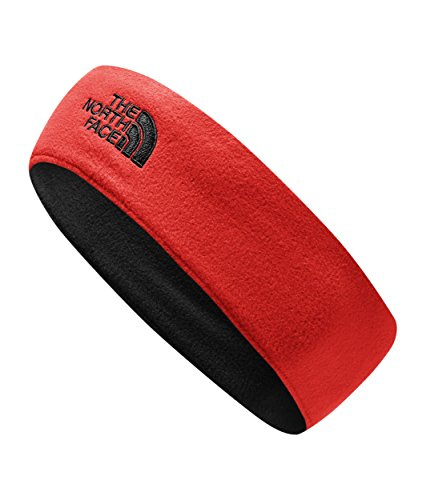 The North Face Kids Unisex Standard Issue Earband (Big Kids) TNF Red/TNF Black MD