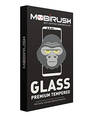 MOBIRUSH Premium Pro Hd+ Crystal Clear Tempered Glass Guard for LG Nexus 5X
