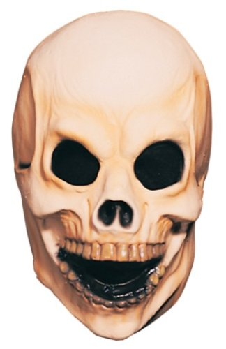 Child's Latex Skull Overhead Mask