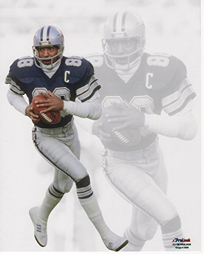 - Drew Pearson Dallas Cowboys Unsigned Licensed Football Photo 1