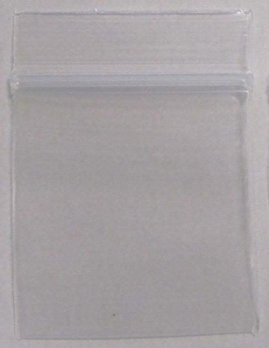 Mini Zip Lock Bags X Inch 1000 Bags (1 x 1 Inch)