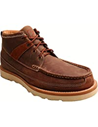 Twisted X Boots Men's MCAS001 Steel Toe Boot