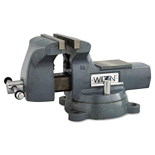 Wilton 21800 748A 8-Inch Jaw Width by 8-1/4-Inch Opening Mechanics Vise