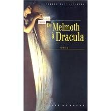 De Melmoth à Dracula: Littérature fantastique irlandaise au
