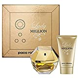 Paco Rabanne Lady million Perfume Gift Set for Women 1.7 oz Eau De Parfum Spray