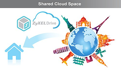 Zyxel Personal Cloud Storage Server [4-Bay] with Remote Access and Media Streaming [NAS540] by ZyXEL (Image #5)