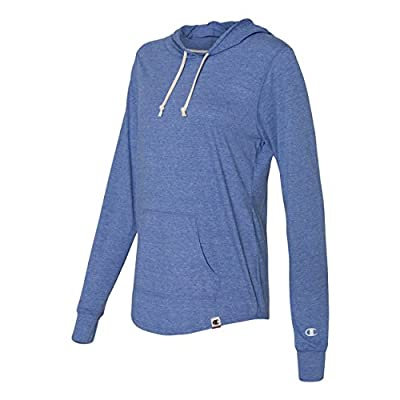 Champion AO150 Originals Women's Triblend Hooded Pullover at Women's Clothing store