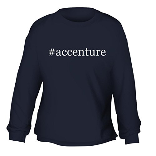 accenture-mens-hashtag-crewneck-adult-fleece-sweatshirt-navy-medium