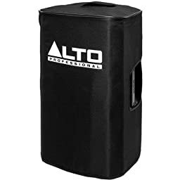 Alto Professional TS215S Cover | Padded Slip-on Cover for Truesonic TS215S Powered Subwoofer