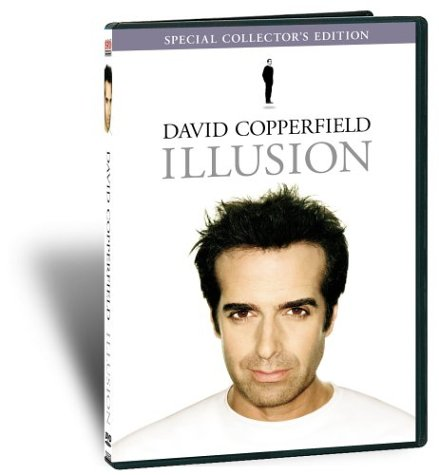 David Copperfield - Illusion by Standing Room Only