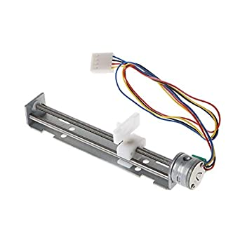 Drive Stepper Motor Screw 2 Phase 90mm DIY 1pc With Nut Slider Durable