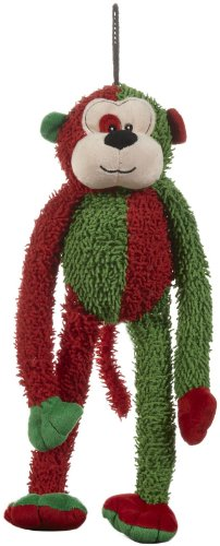 Multipet Multi Crew Christmas Monkey Review