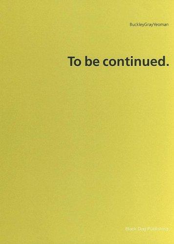 To Be Continued pdf epub