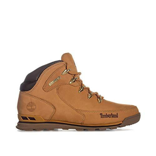 Timberland Men's Euro Rock Hiker Boots US10 Brown