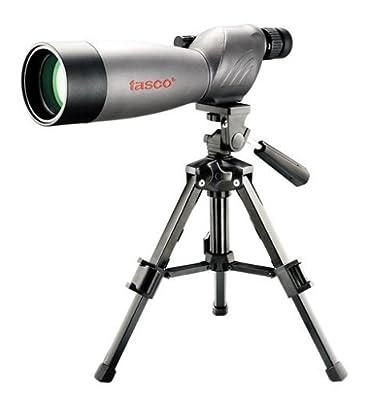 Tasco World Class 20-60x60mm Spotting Scope from Tasco