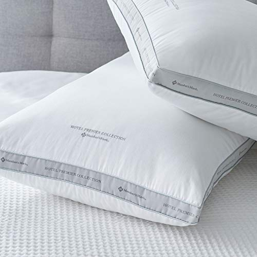 2 NEW King Hotel Luxury Reserve Collection Bed Pillow Pillow