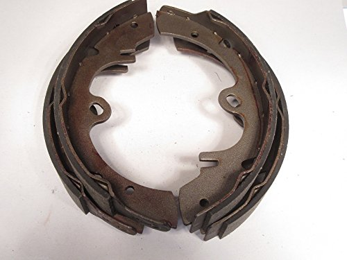 EPC Remanufactured Rear Brake Shoes Fits Datsun 320 520 521 & 620 (Set of 4) 10159